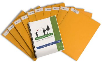 Ready-Made Preschool Lvl 1 (Manual & Packets)