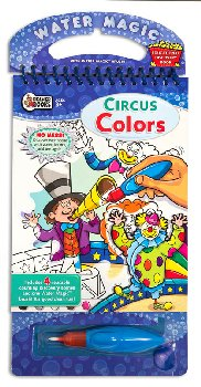 Circus Colors (Water Magic Discovery Books)