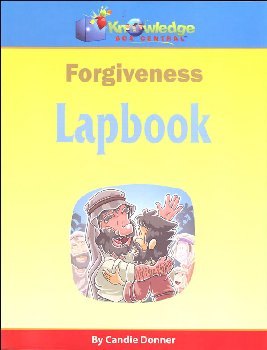 Forgiveness Lapbook Printed
