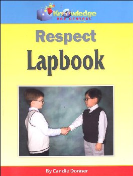 Respect Lapbook Printed