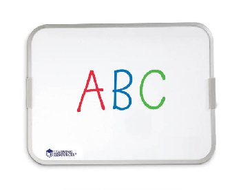 Magnetic Double-Sided Dry-Erase Board