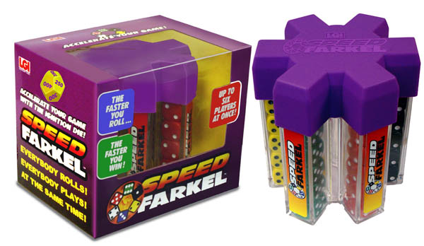 Speed Farkel Game