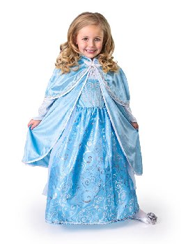 Ice Princess Cloak - Small/Medium
