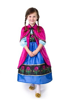 Scandinavian Princess Cloak - Large/X-Large