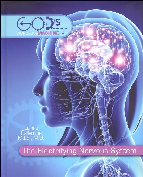Electrifying Nervous System Student Book (God's Wondrous Machine)