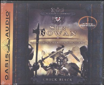 Sir Rowan and the Camerian Conquest CDs (Knights of Arrethtrae Book # 6)