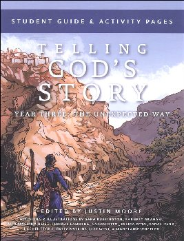 Telling God's Story Year 3: Student Guide & Activity Pages