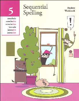 Sequential Spelling Level 5 Student Revised