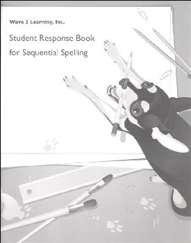 Sequential Spelling Student Response Book