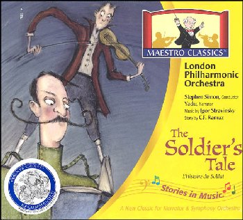 Soldier's Tale CD