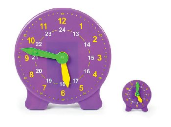 24 Hour Advanced Student Clock