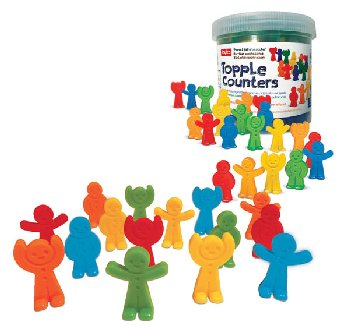 Topple Counters (package of 120)