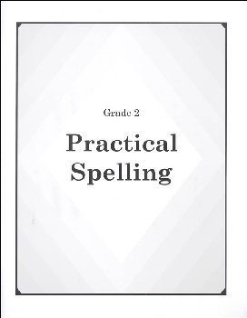Practical Spelling Workbook Grade 2