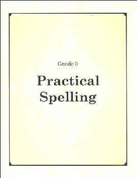 Practical Spelling Workbook Grade 3