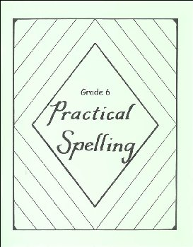 Practical Spelling Workbook Grade 6