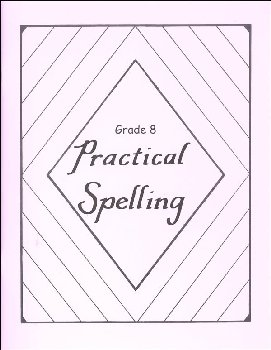 Practical Spelling Workbook Grade 8