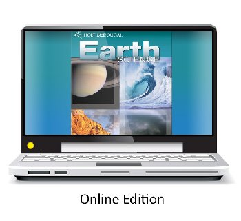 Holt McDougal Earth Science Online Access Renewal (1 year)