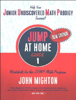 JUMP at Home Grade 1: Worksheets for the JUMP Math Program