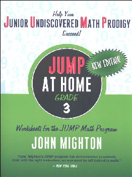 JUMP at Home Grade 3: Worksheets for the JUMP Math Program