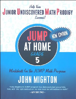 JUMP at Home Grade 5: Worksheets for the JUMP Math Program