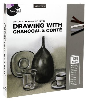 Drawing With Charcoal & Conte (Art Studio)