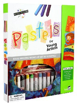 Pastels For Young Artists (Petit Picasso)