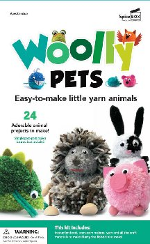 Woolly Pets (Make & Play)