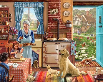 Home Sweet Home Puzzle - 1000 pieces