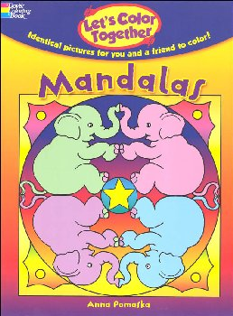 Let's Color Together - Mandalas