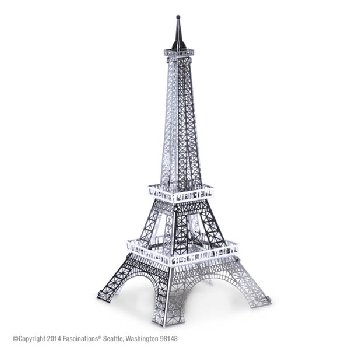Eiffel Tower (Metal Earth 3D Laser Cut Models)