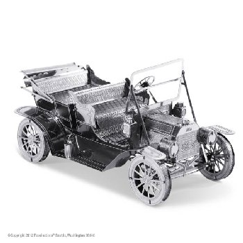 Ford 1908 Model T (Metal Earth 3D Laser Cut Models)