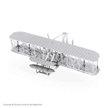 Wright Brothers Plane (Metal Earth 3D Laser Cut Models)