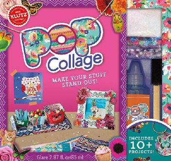 Pop Collage - Make Your Stuff Stand Out!
