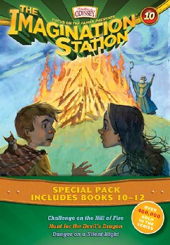 Imagination Station Books 10-12 Pack (Adventures In Odyssey)