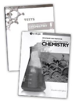 Exploring Creation with Chemistry Solution Manual 3rd Edition