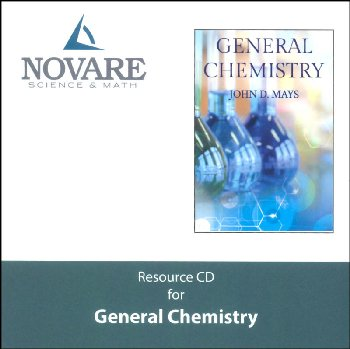 General Chemistry Resource CD (Novare)