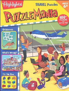 Puzzlemania: Travel Puzzles