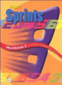 Math Sprints Workbook 2