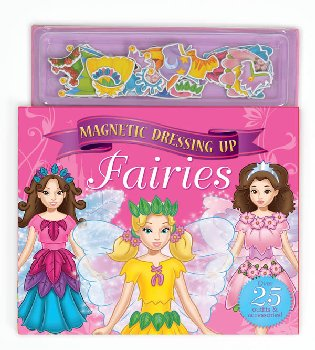 Fairies (Magnetic Dressing Up)