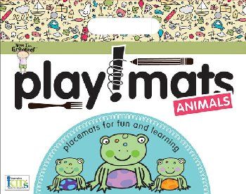 Play! Mats Animals (Now I'm Growing)