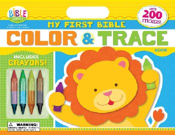 Color & Trace (My First Bible)