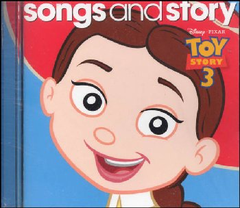 Toy Story 3: Songs and Story CD (Disney Songs and Story CDs)