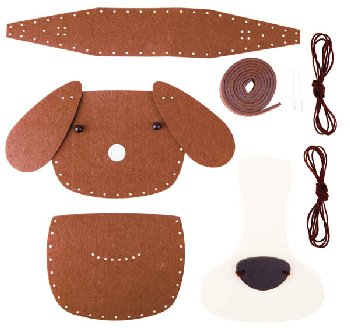 Puppy Pouch Bag (Do It Yourself)