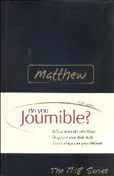 Matthew Journible: The 17:18 Series
