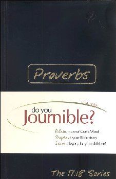 Proverbs Journible: The 17:18 Series