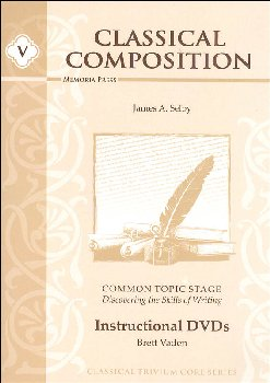 Classical Composition V: Common Topic Stage DVD