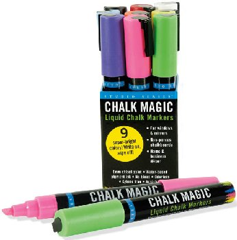 Studio Series Chalk Magic Liquid Chalk Markers