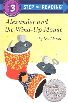 Alexander and the Wind-Up Mouse (Step Into Reading Level 3)