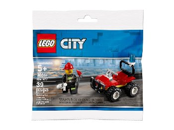 LEGO City Fire ATV (30361)