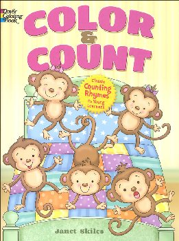 Color & Count Coloring Book